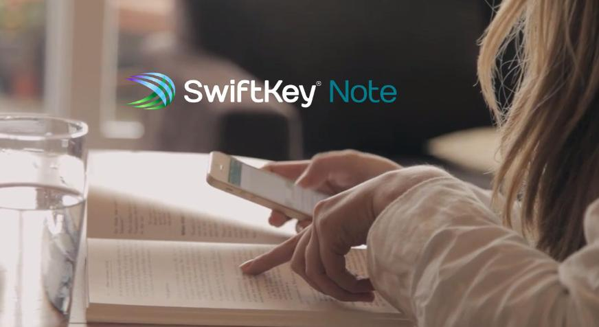 Swiftkey makes way to IOS with their note taking app swiftkey Note
